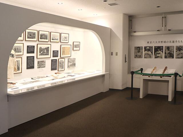 船橋市スポーツ資料展示室・コーナー